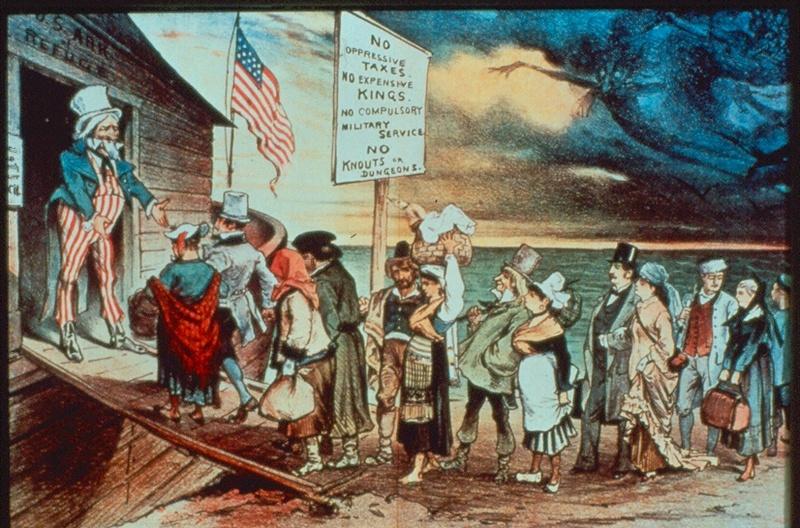 Mayflower Drawing